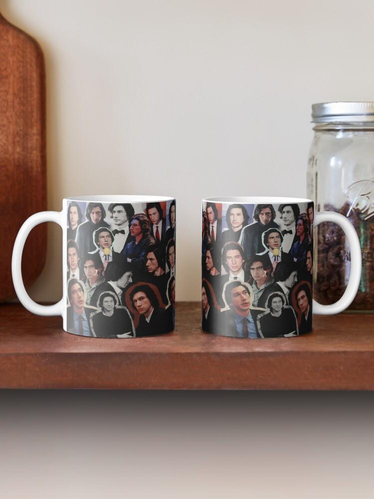Alternate view of Adam Driver 2019 Collage Mug