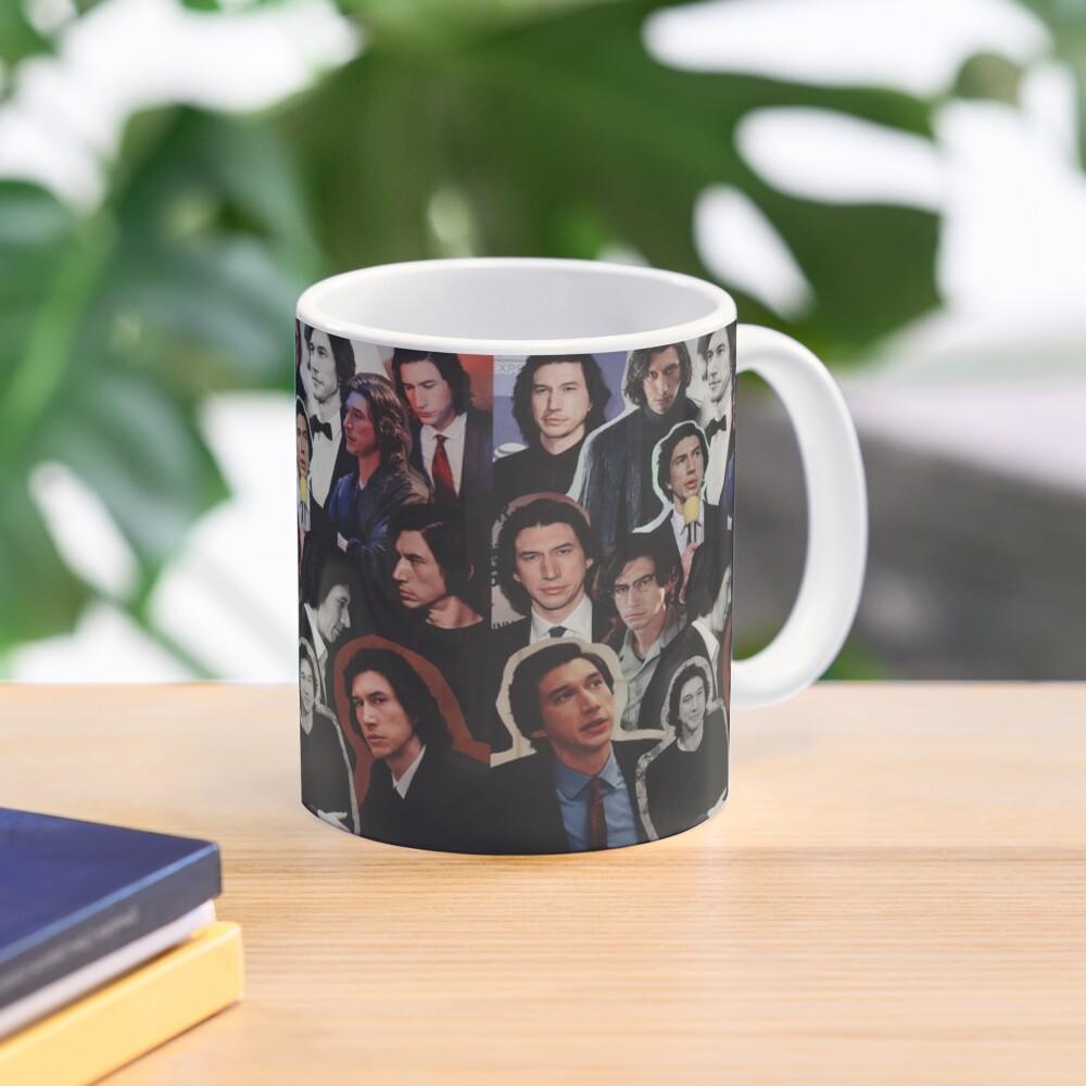 Adam Driver 2019 Collage Mug