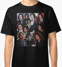 Adam Driver 2019 Collage Classic T-Shirt
