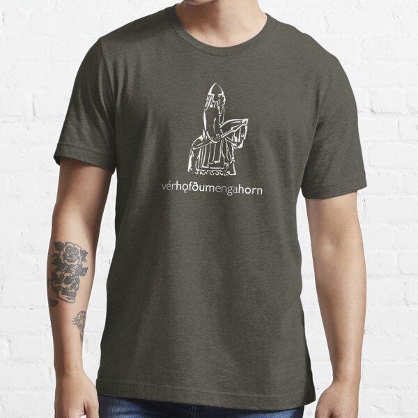 WeHadNoHorns - Lewis chessmen Essential T-Shirt