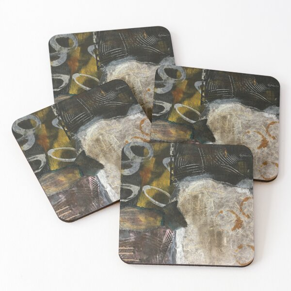 The Opposite of Isolation Coasters (Set of 4)