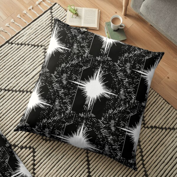 Never Forget Floor Pillow