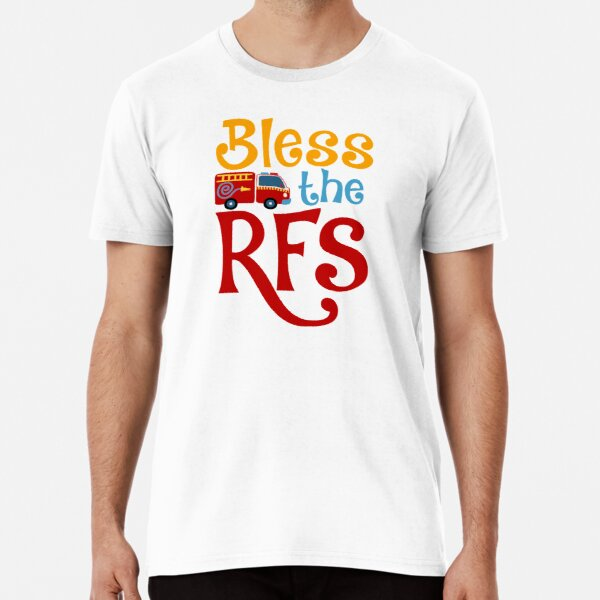 Bless the RFS Premium T-Shirt