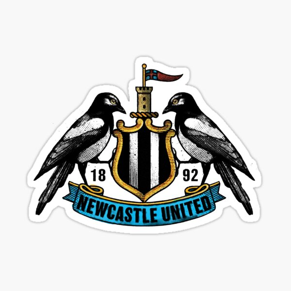 The Magpies Sticker