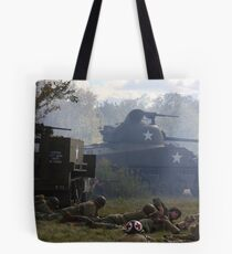 Fog of War Tote Bag