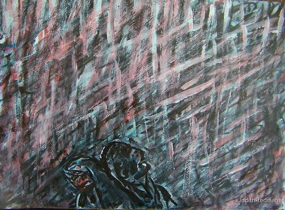 A Hard Rain's Agonna Fall by JudithRedman