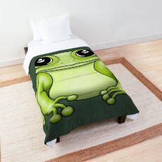 Froggie McFrog Comforter