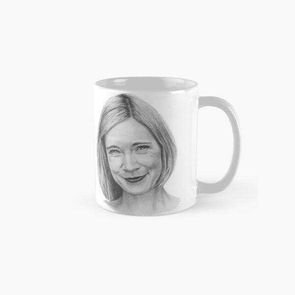 ENGLISH HISTORIAN LUCY WORSLEY Classic Mug