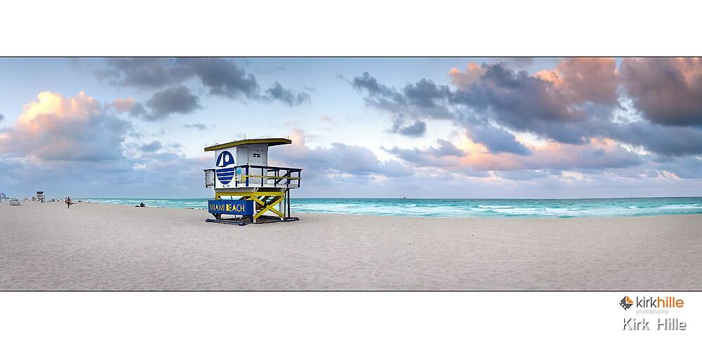 Miami Beach  by Kirk  Hille