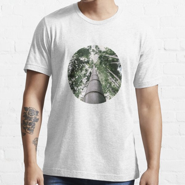 Round Bamboo Essential T-Shirt