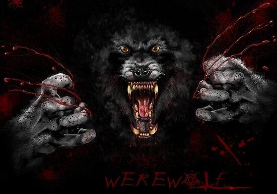 Werewolf by mlrosier