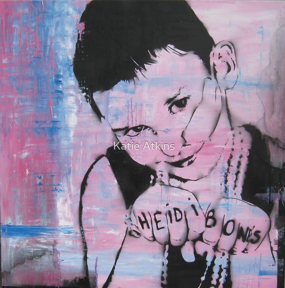 Heidi Bones - A Very Special Little Girl by Katie Robinson