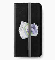 British Pounds Emoji JoyPixels Cash Money iPhone Wallet/Case/Skin