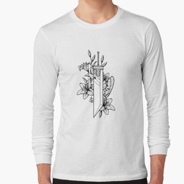 Ode to FFVII Long Sleeve T-Shirt