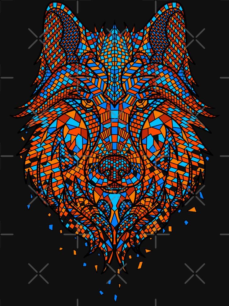 Shards of Predator by GODZILLARGE