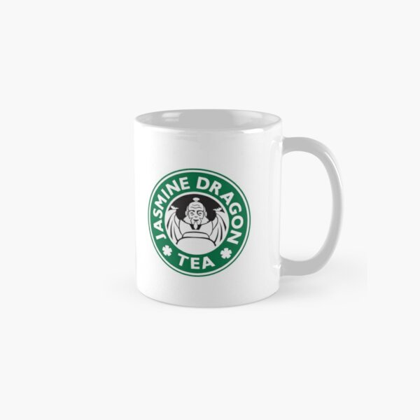 Avatar The Last Airbender Uncle Iroh Tea Quote For Tea Lovers: Sick of Tea is Like Being Sick of Breathing! Classic Mug