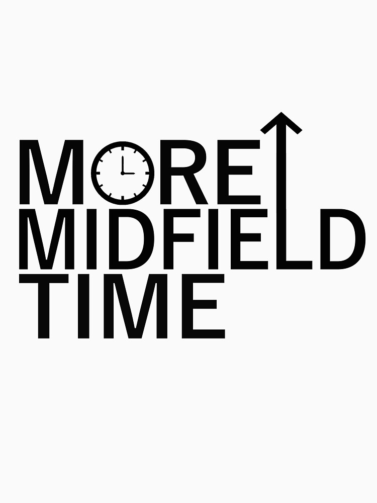 More Midfield Time  by thedraftdoctors