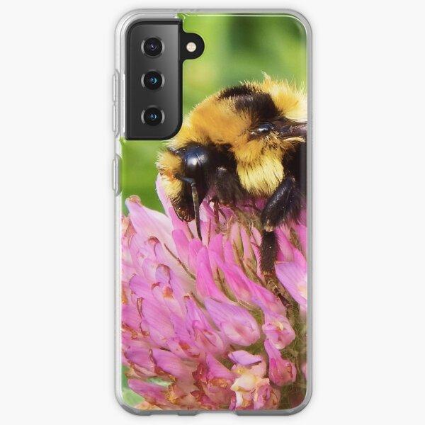 Clover Bumblebee Samsung Galaxy Soft Case