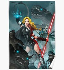 Darth Zannah Poster