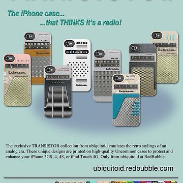 TRANSISTOR Magazine Ad by ubiquitoid
