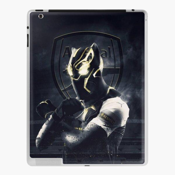 Black Aubameyang Wallpaper iPad Skin