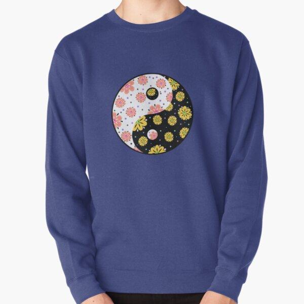 Yin Yang Pullover Sweatshirt