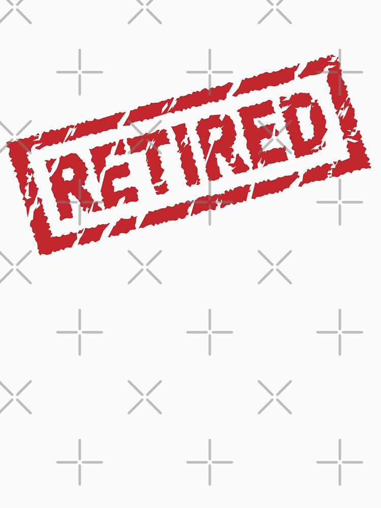 officially retired by kislev