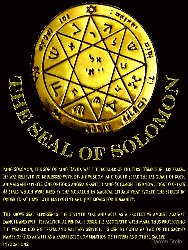 The Seal of Solomon by Darren Stein