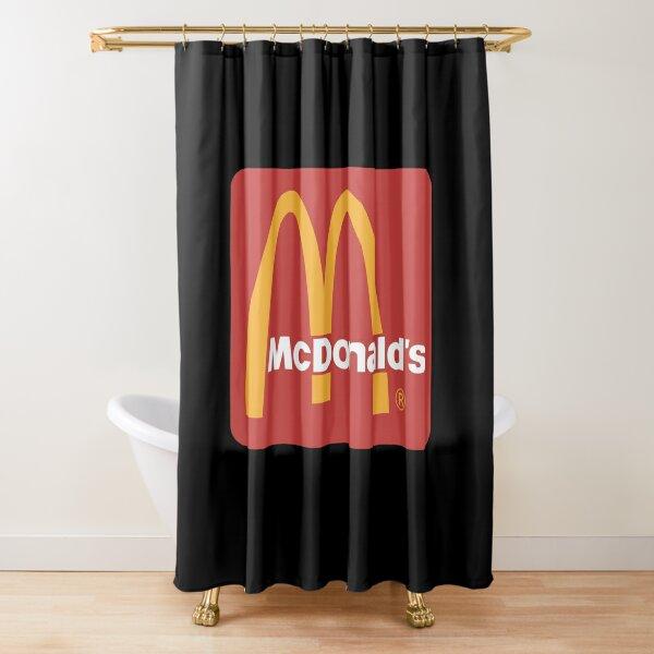 sebuah Shower Curtain