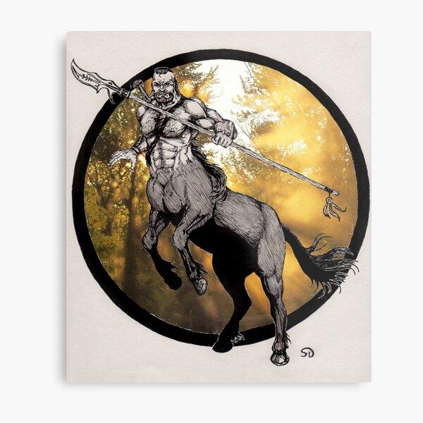 Centaur Metal Print