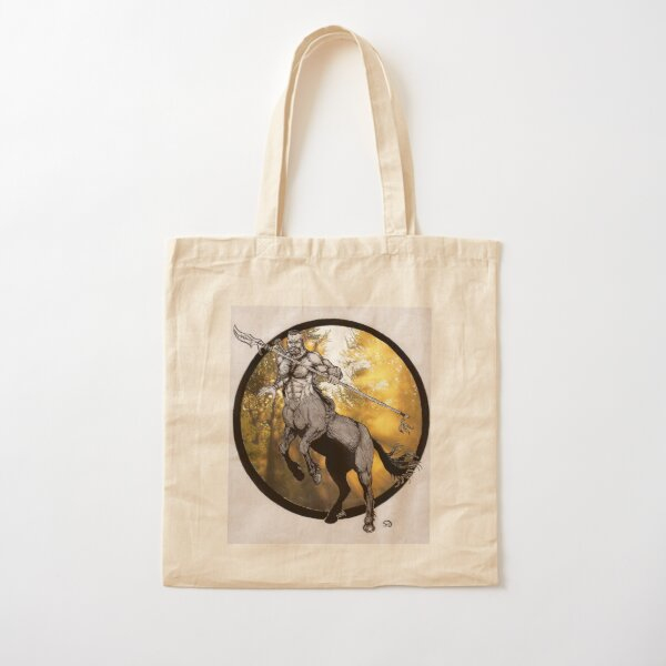 Centaur Cotton Tote Bag