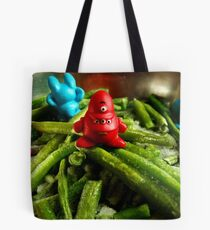 French beans... Tote Bag