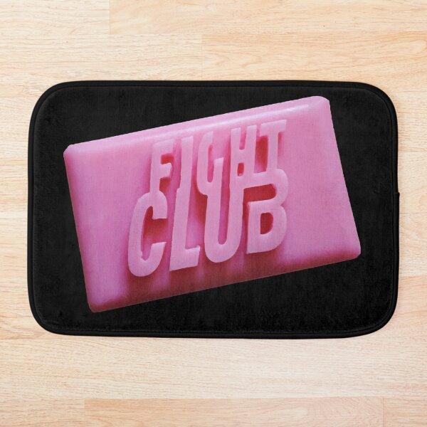 The Fight-Club Bath Mat