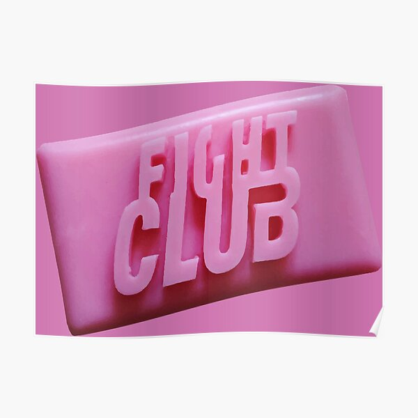 The Fight-Club Poster