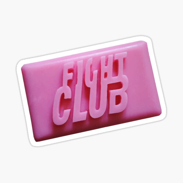 The Fight-Club Sticker