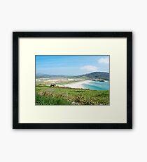 Barleycove, Cork, Ireland Framed Print