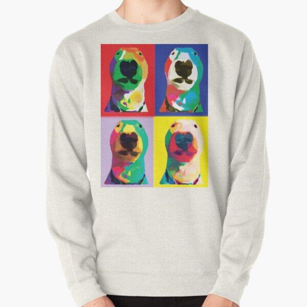 @PupperNelson: Pop Art Pullover Sweatshirt