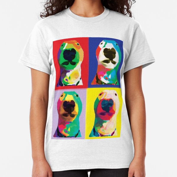 @PupperNelson: Pop Art Classic T-Shirt
