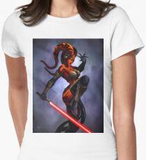 Darth Talon Women's Fitted T-Shirt