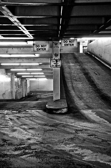 Do NOT enter by Jeffrey  Sinnock