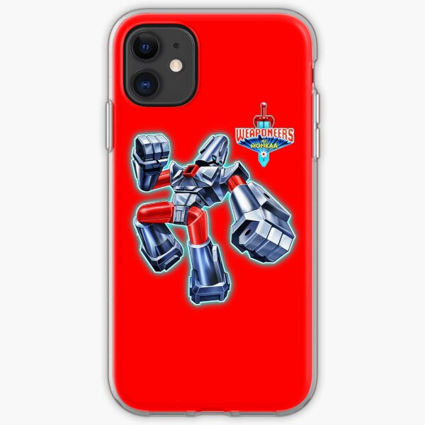 Weaponeers of Monkaa Palidar iPhone Soft Case