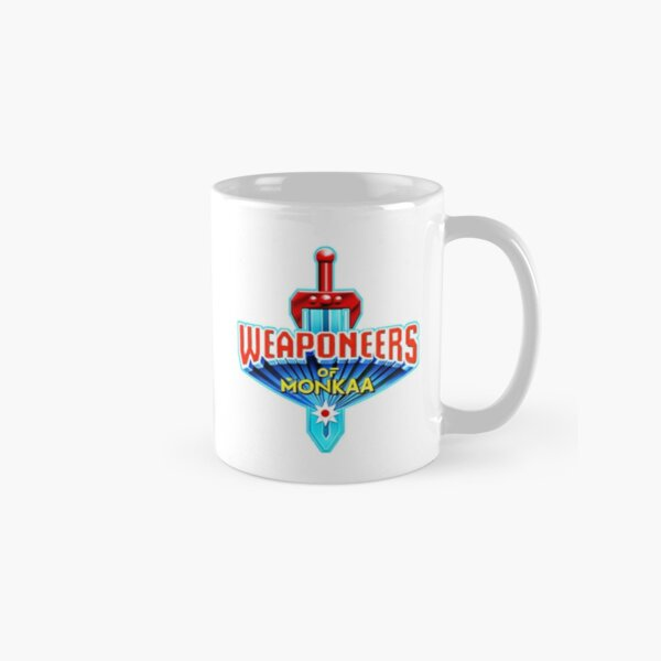 Weaponeers of Monkaa Palidar Classic Mug
