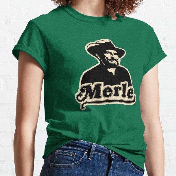 Merle Haggard Classic T-Shirt