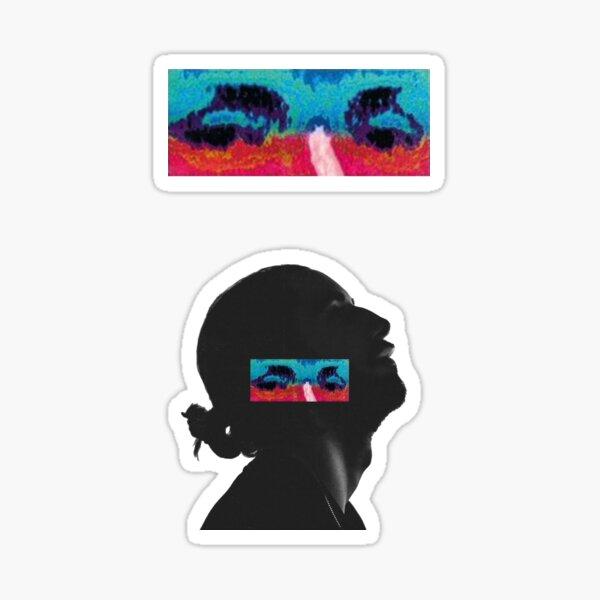 Lomepal Amina - Jeannine Sticker
