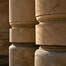 The Pillars of Rudolfinum by Stepan Lorenc