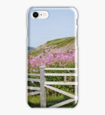 Bordering the Sea iPhone Case/Skin