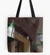 """Yes, he drank to much...!"" Tote Bag"