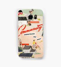 Community, Everything You Want Samsung Galaxy Case/Skin