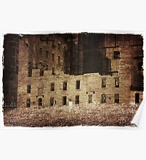Mill city Ruins II Poster