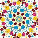 Flowers ist da by printmesomecolo